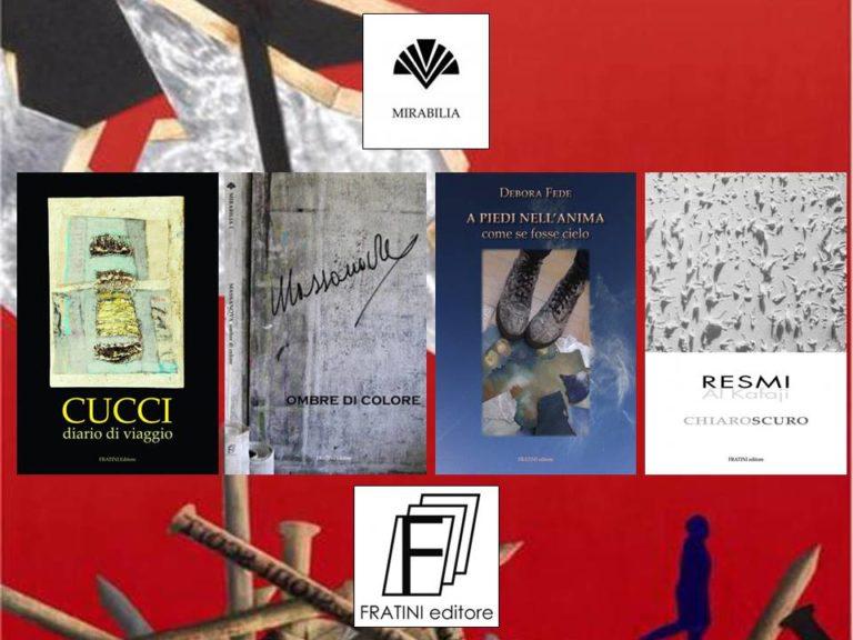 Collana Mirabilia: l'arte incontra la letteratura da Fratini Editore
