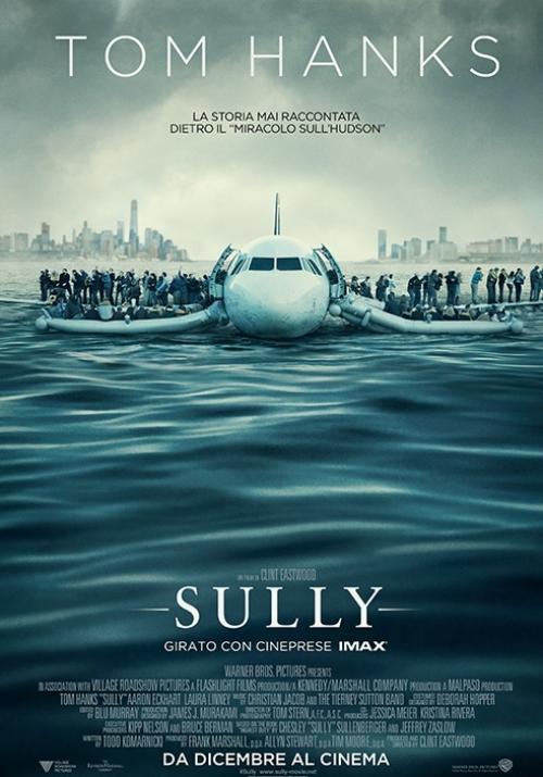 """""""Sully"""": il ritratto di un fragile eroe dell'aria"""