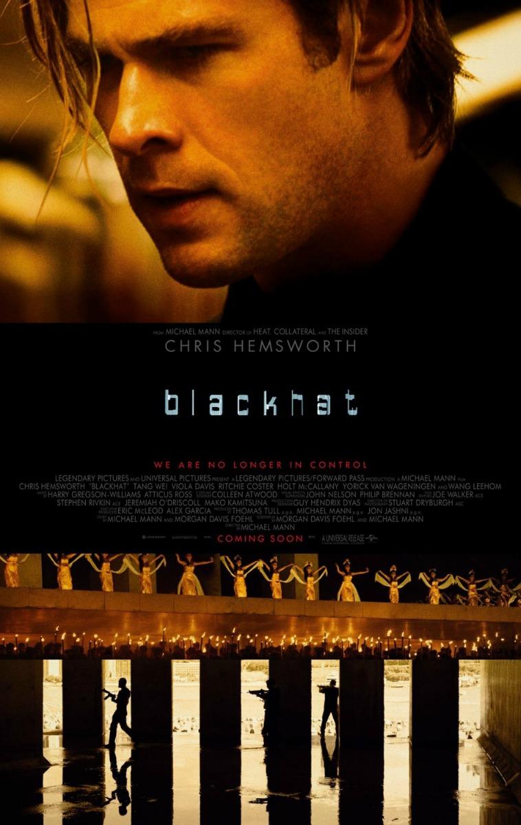 """Uno sguardo di fuga oltre il cinema stesso: """"Blackhat"""""""