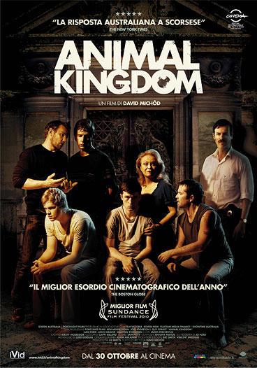 """""""Animal Kingdom"""": la discesa agli inferi di una famiglia criminale"""
