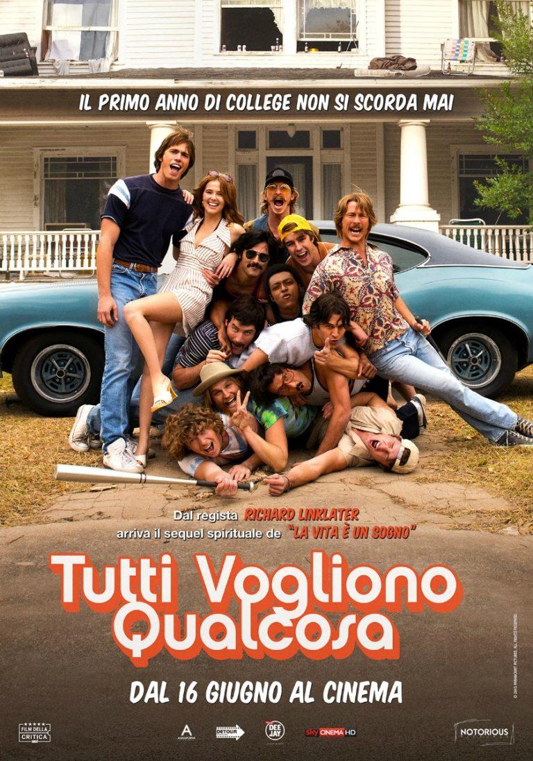 """Welcome in the Eighties: """"Tutti vogliono qualcosa"""""""
