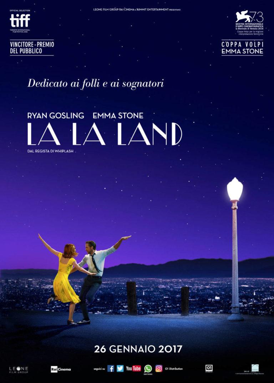 """""""La La Land"""": una dichiarazione di vero amore nei confronti del cinema"""