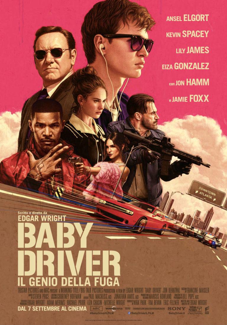 """""""Baby Driver – Il genio della fuga"""": rapine, amori (e morti) a ritmo di musica e velocità"""