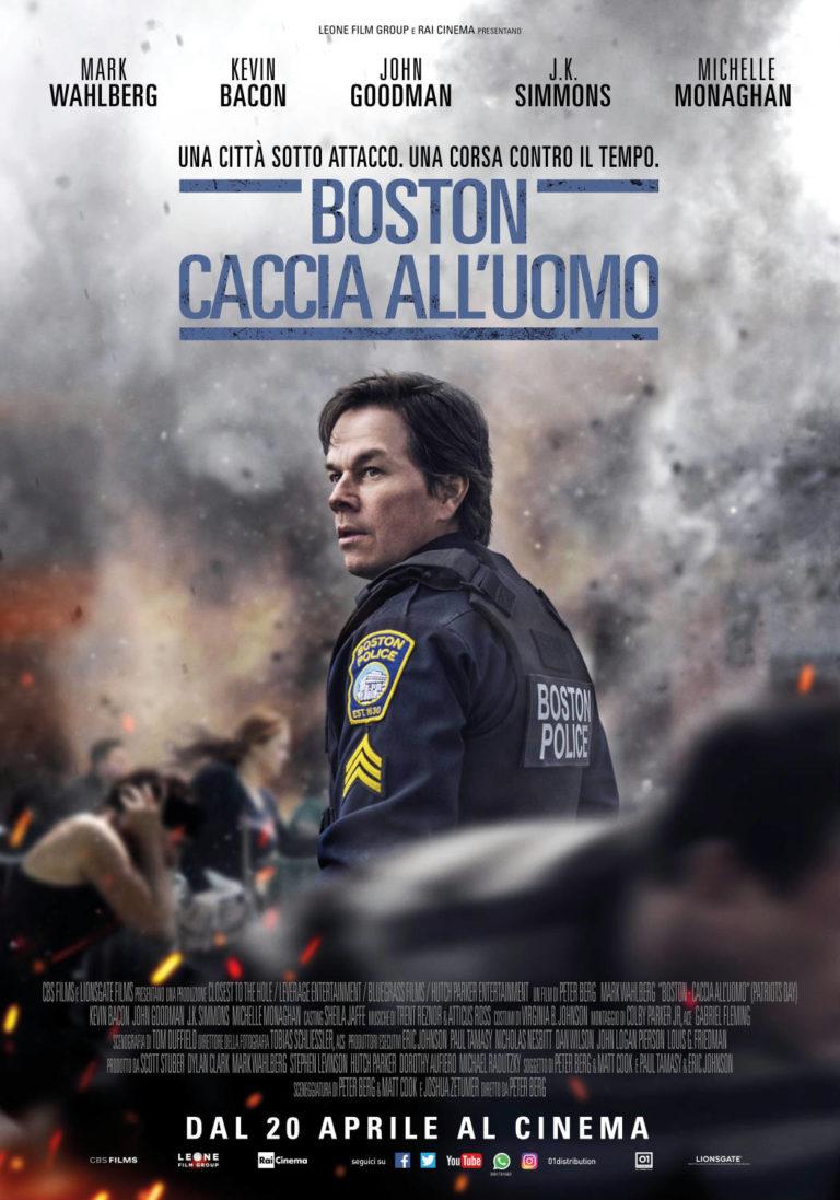 """""""Boston – Caccia all'uomo"""": un thriller metropolitano dalle cadenze western"""