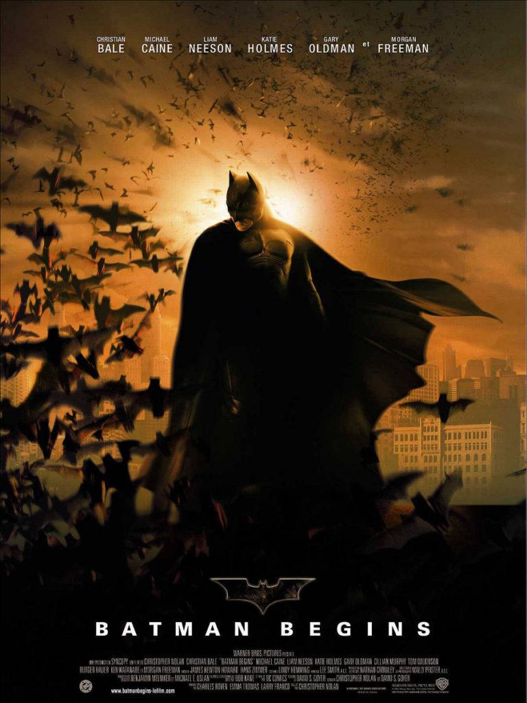 "Le origini del cavaliere oscuro: ""Batman Begins"""