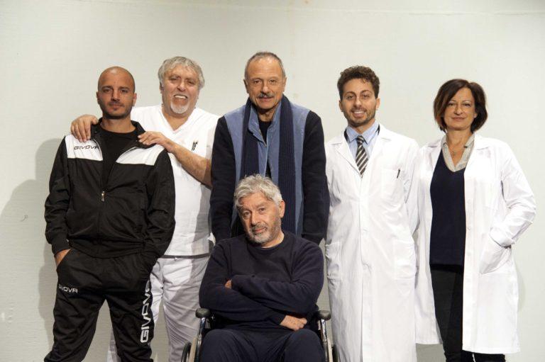 L'OPERAZIONE – Al Teatro Roma, con Antonio Catania, Nicolas Vaporidis, Maurizio Mattioli, Gabriella Silvestri e Marco Giustini