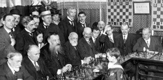 Samuel Reshevsky contro il mondo