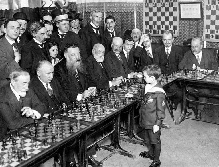 L'enigma degli scacchi