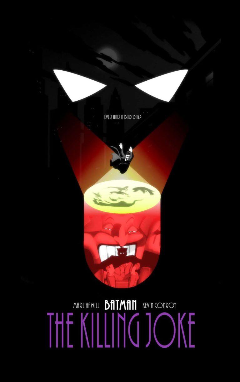 """""""Batman: The Killing Joke"""" – Il flebile confine tra bene e male"""