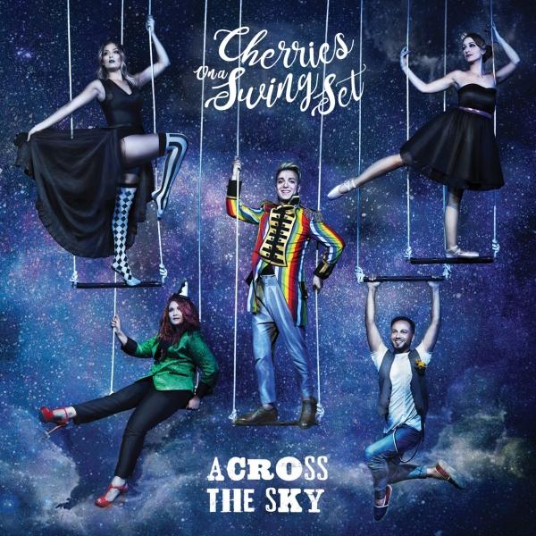 """Finalmente online """"Accross the sky"""", il primo disco dei Cherries on a swing set"""