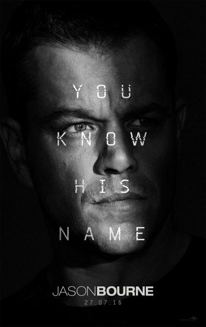 """L'ora delle vendetta per """"Jason Bourne"""""""