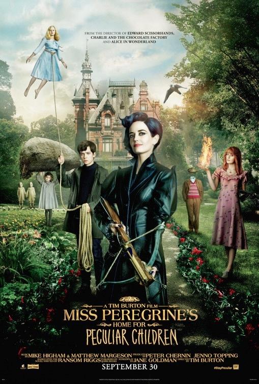 """""""Miss Peregrine – La casa dei ragazzi speciali"""": un atto di fede nel guardare e nel vedere oltre"""