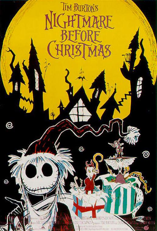 """Il Natale (dark e alternativo) di Burton e Selick: """"Nightmare Before Christmas"""""""