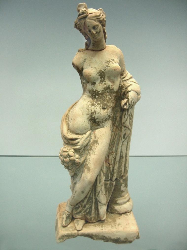 Statuina Femminile - Museo Archeologico Nazionale di Crotone