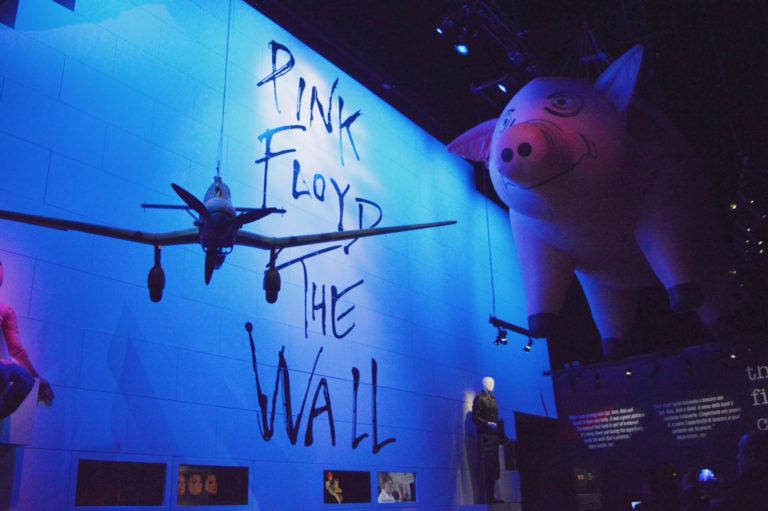 """The Pink Floyd Exhibition: Their Mortal Remains"". Al MACRO di Roma la prima tappa europea"