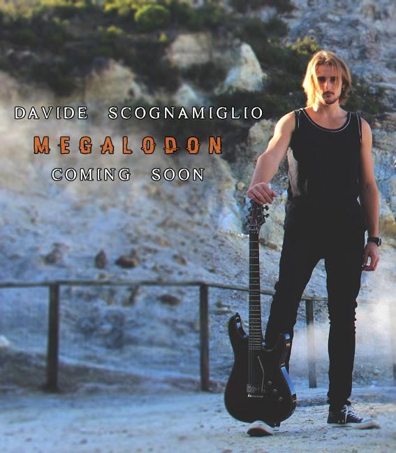 Davide Scognamiglio annuncia il suo EP Megalodon