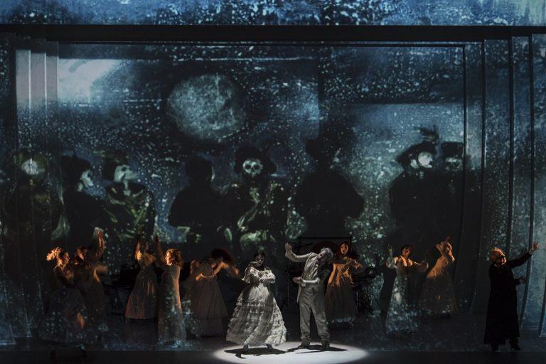 """""""DESIDERI MORTALI – Oratorio profano per Giuseppe Tomasi di Lampedusa"""", al Teatro Stabile di Napoli. Testo e regia di Ruggero Cappuccio"""