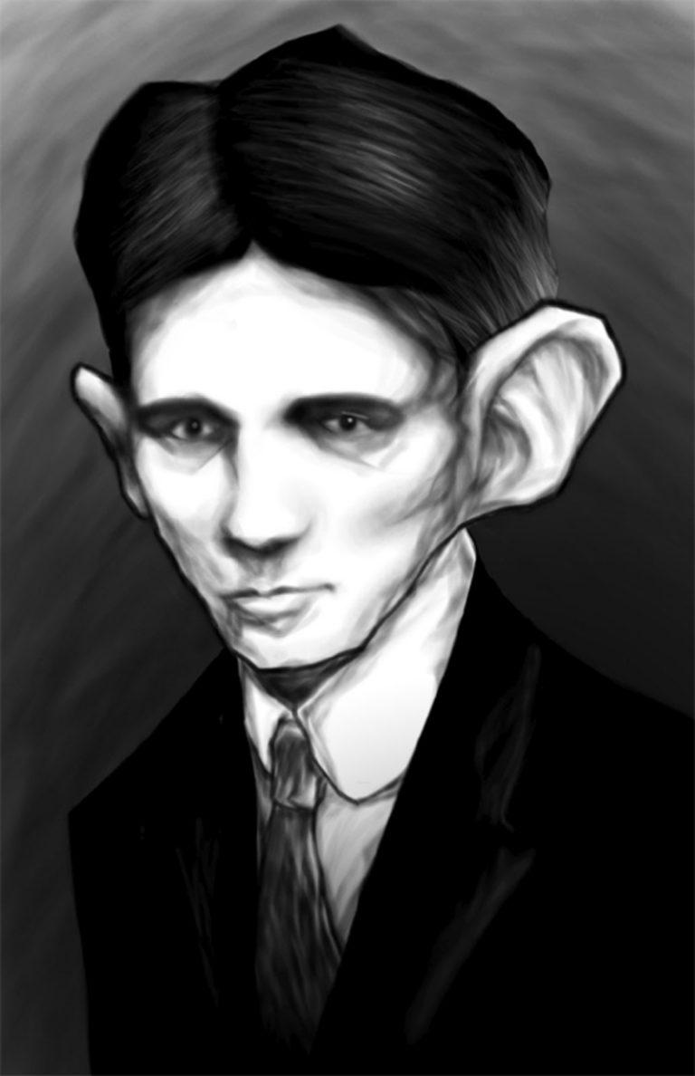 Una piccola Favola – Franz Kafka