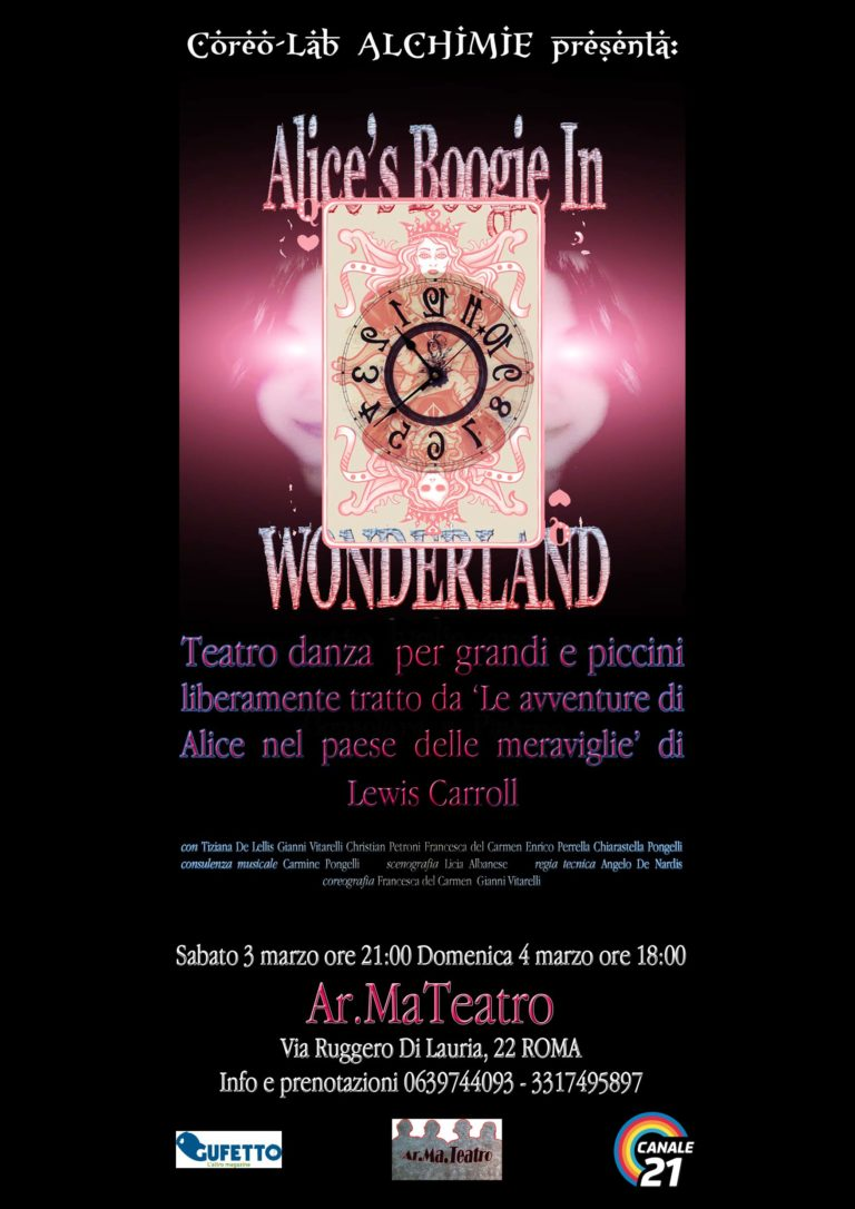 Alice's Boogie in Wonderland