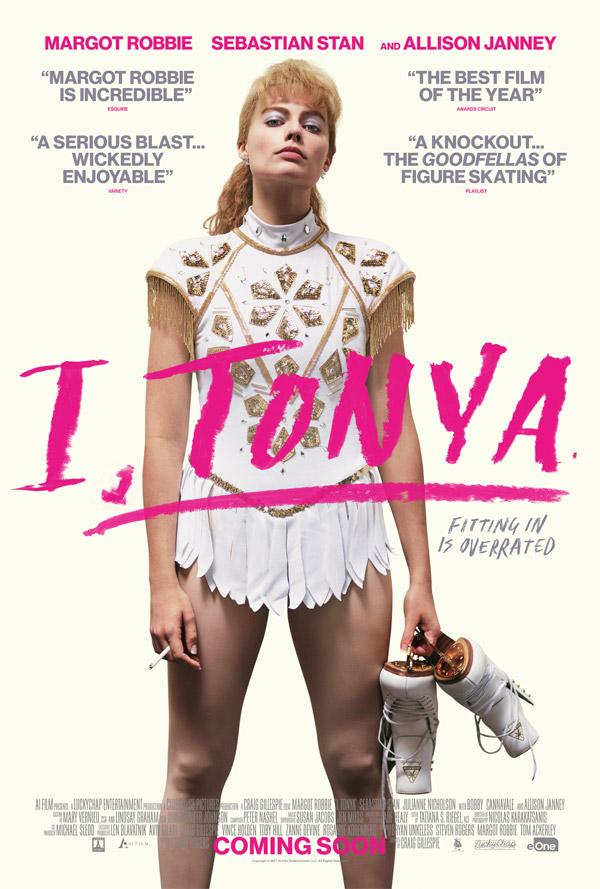 """""""I, Tonya"""": complesso mosaico esistenziale di una eterna lottatrice"""