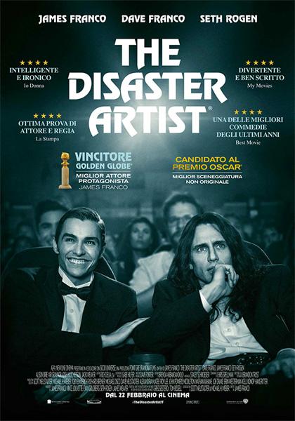 """""""The Disaster Artist"""": bomba ad orologeria su una delle figure più ascetiche e off Hollywood della storia cinematografica"""
