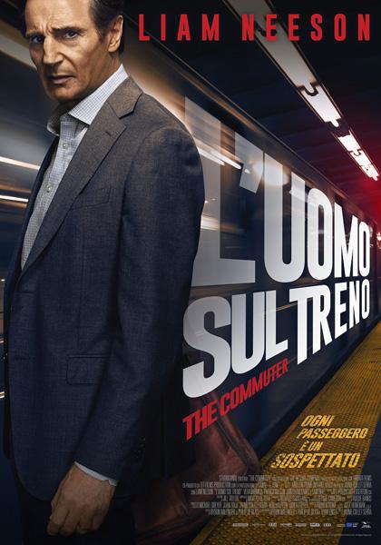 """""""L'uomo sul treno"""": thriller che guarda al cinema hitchcockiano con occhio contemporaneo"""