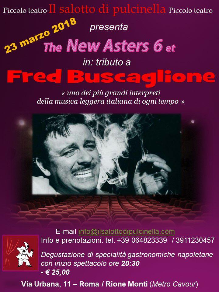 Prossimi appuntamenti al Piccolo teatro Il Salotto di Pulcinella