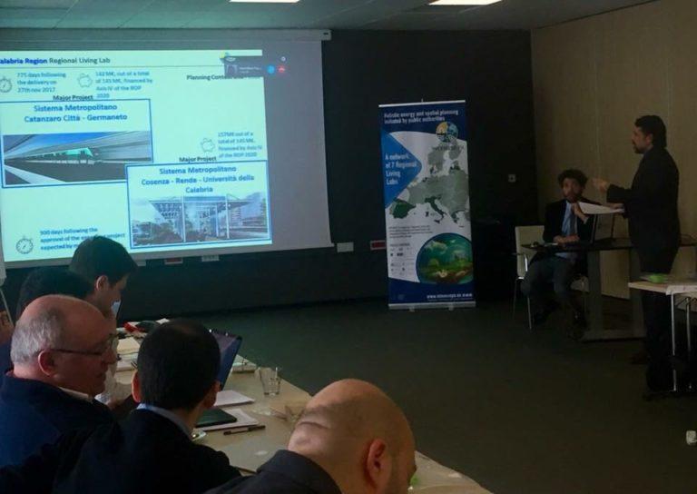 Appena concluso, in Slovenia, il 5° meeting internazionale del progetto INTENSSSPA