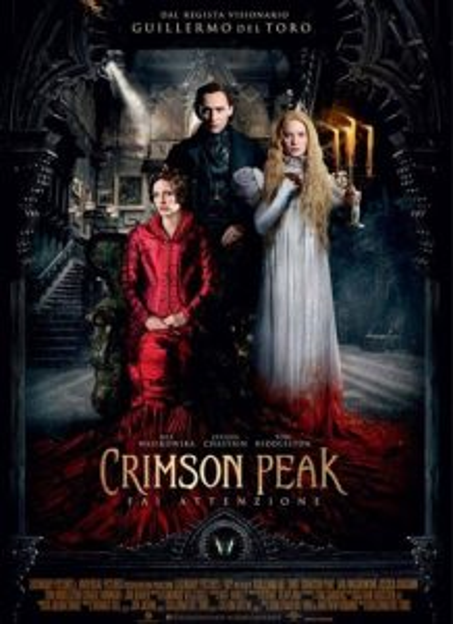 """""""Crimson Peak"""": un baratro di follia e orrore famigliare"""