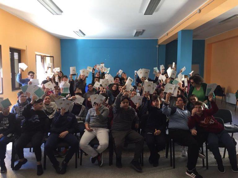 La Provincia di Cosenza e Alessco impegnate nel tour di formazione nelle scuole