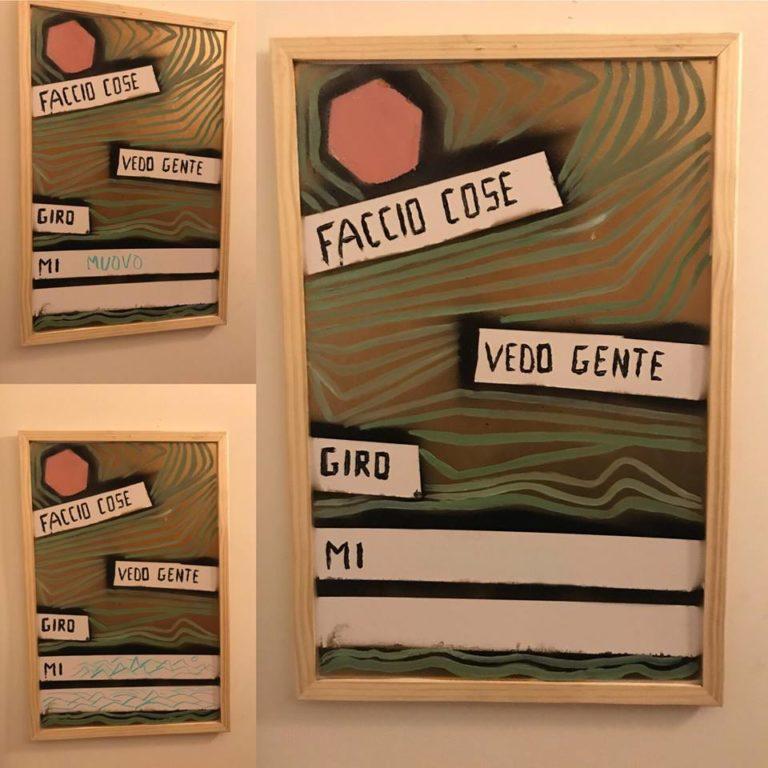 """GIUSEPPE PORTULANO – """"COLLECTOR BECOMES AN ARTIST"""""""
