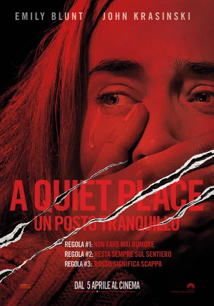 """""""A Quiet Place – Un posto tranquillo"""": l'assordante silenzio della paura"""