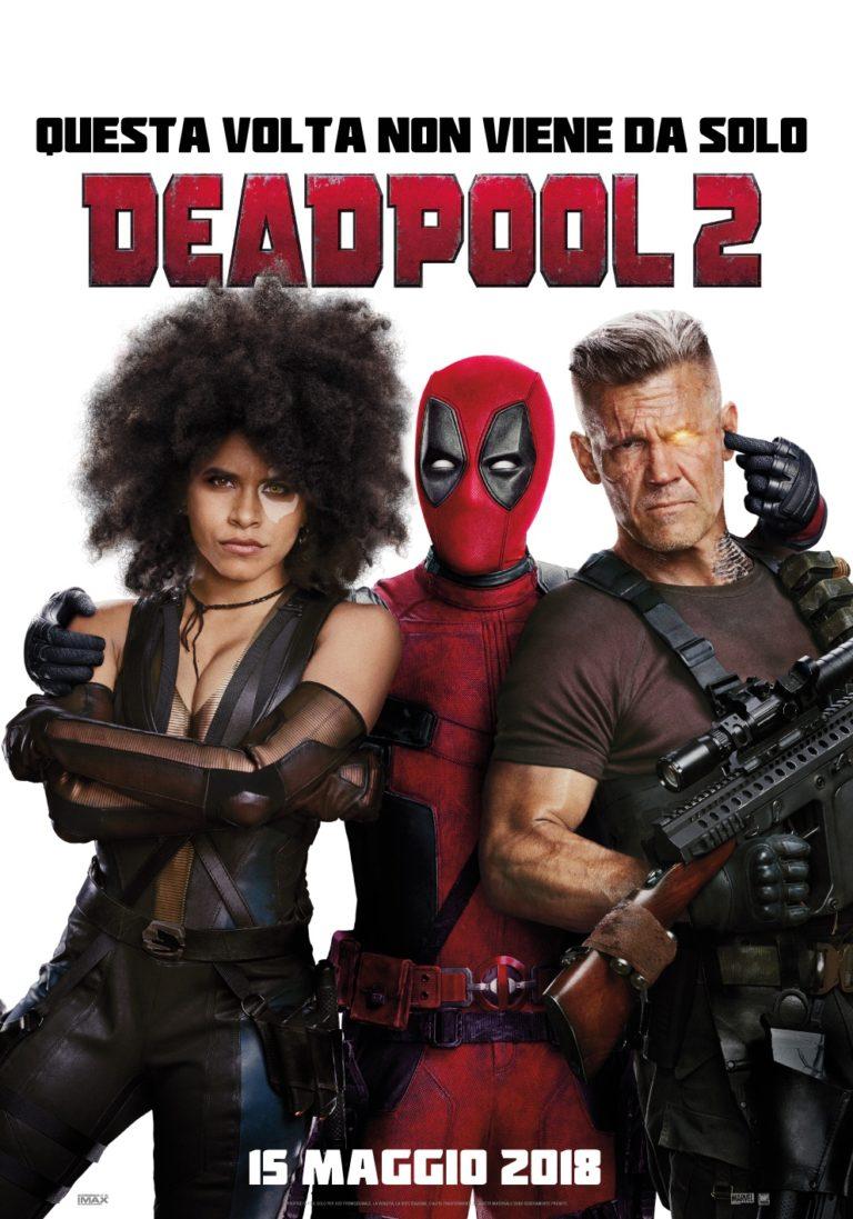 """""""Deadpool 2"""": il massimo sforzo, ancora di più!"""