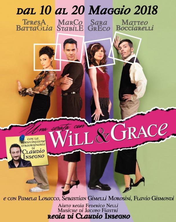Una serata con Will & Grace