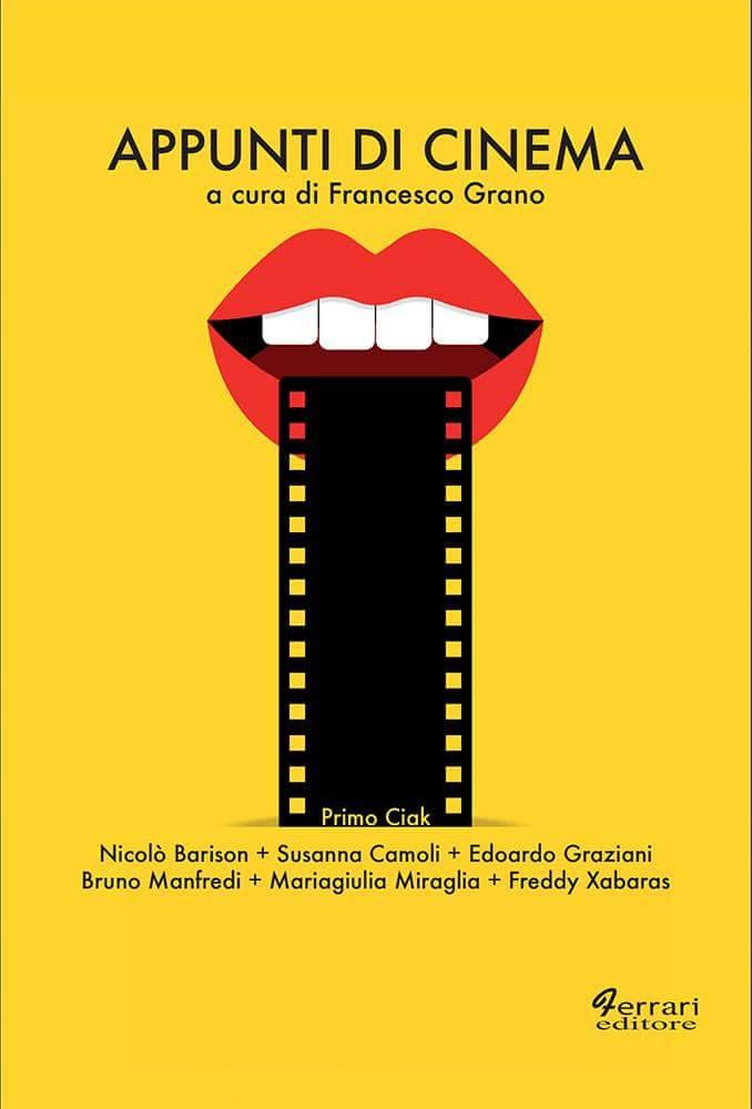 """""""Appunti di cinema"""": un viaggio nell'universo filmico"""