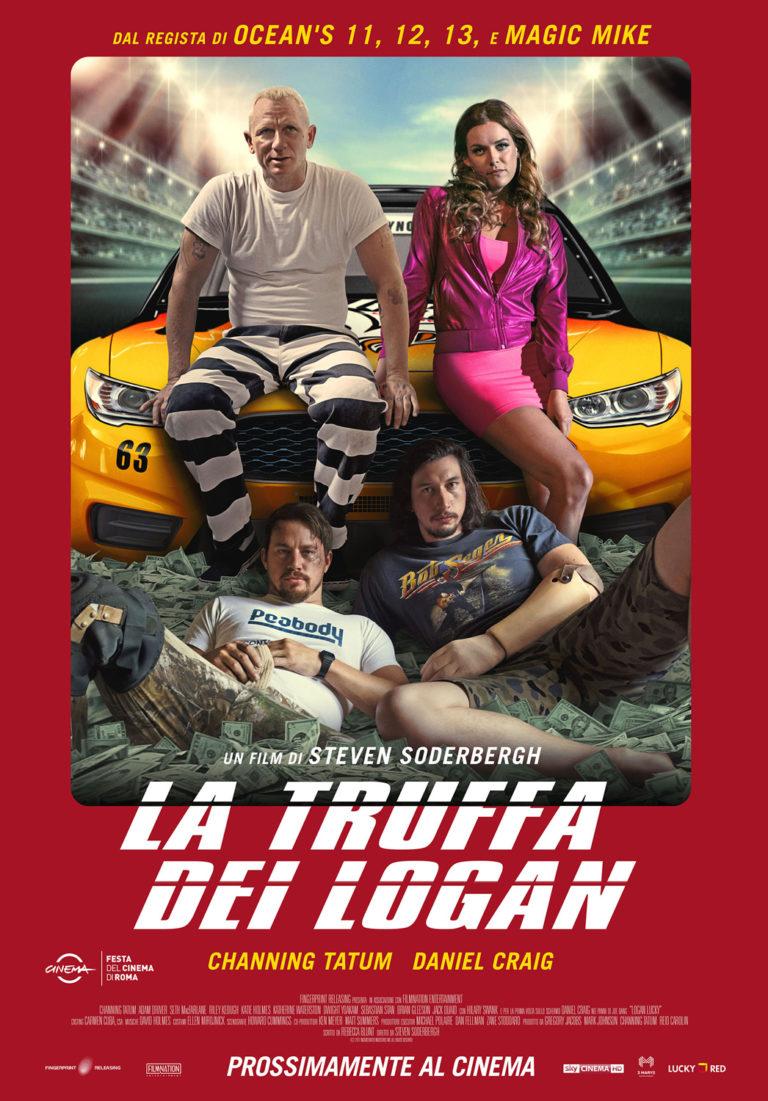 """""""La truffa dei Logan"""": una (felice) famiglia di ladri"""