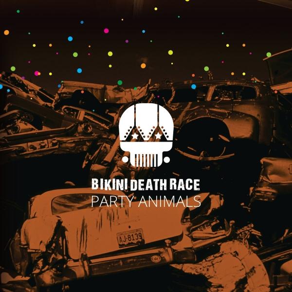 E' uscito Party Animals, il nuovo lavoro in studio dei Bikini Death Race