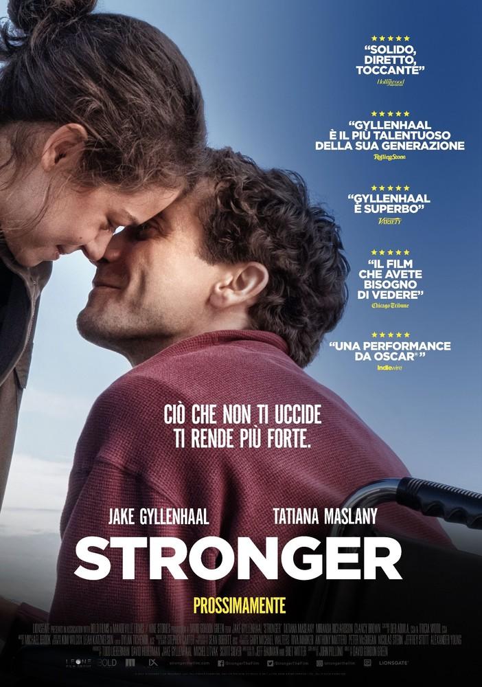 """""""Stronger"""": l'enorme volontà di continuare a vivere"""