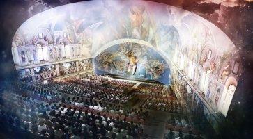 """""""Giudizio Universale. Michelangelo and the Secrets of the Sistine Chapel"""", all'Auditorium Conciliazione di Roma, ad agosto: un'occasione di riflessione spirituale  con le repliche straordinarie per il Pellegrinaggio Europeo e l'Incontro dei Giovani con il a"""