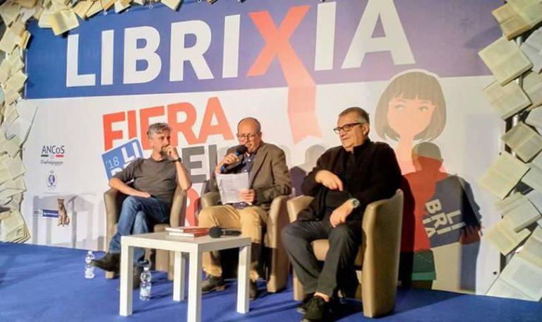 Spettacolo di Ascanio Celestini e Giovanni Albanese a libribrixia a Brescia
