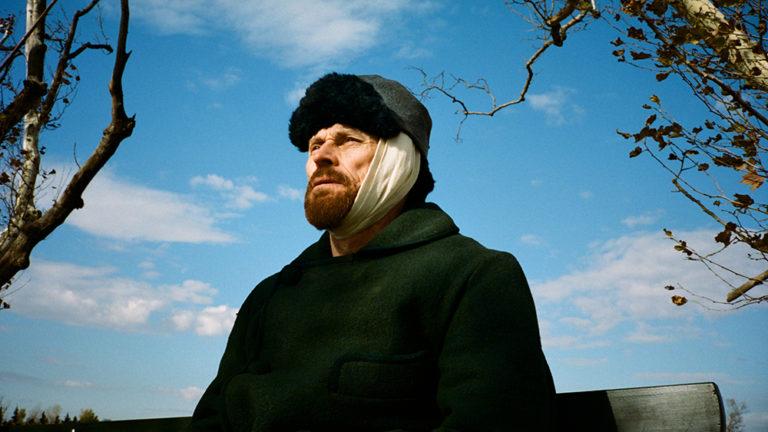 """""""Van Gogh  –  sulla soglia dell'eternità"""" di Julian Schnabel"""