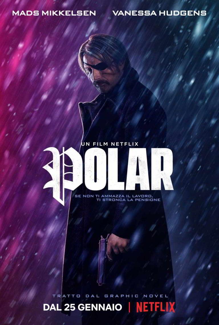 """Polar"": la morte arriva dal freddo"