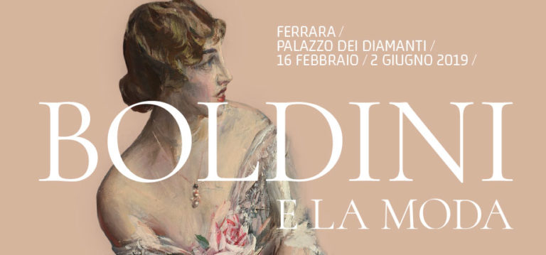 Boldini e la Moda, al Palazzo dei Diamanti di Ferrara dal 16 febbraio al 2 giugno 2019