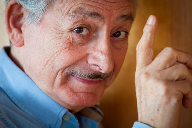 Leo Gullotta in MINNAZZA – MITI E PAGINE DI SICILIA, al Teatro Arcobaleno dal 26 al 28 aprile