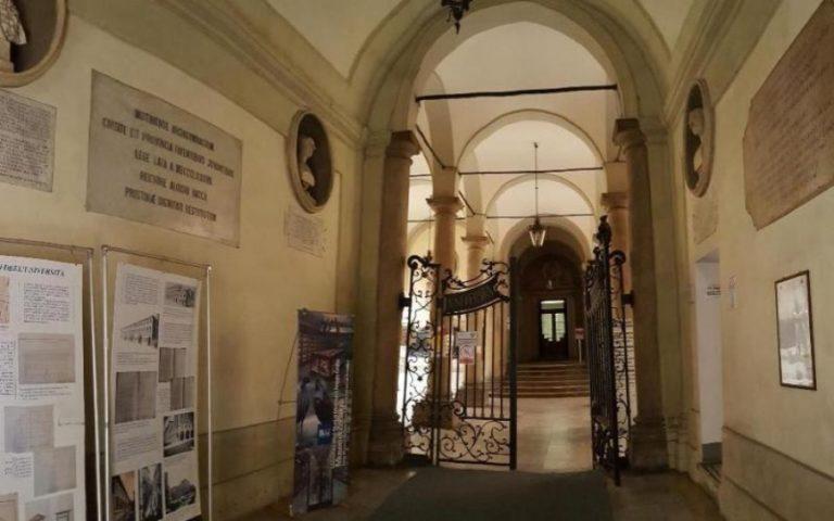 L'arte di narrare le passioni in Europa. Aula Magna del Rettorato, Modena, 9 maggio.