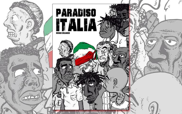 "Mirko Orlando pubblica ""Paradiso Italia"""