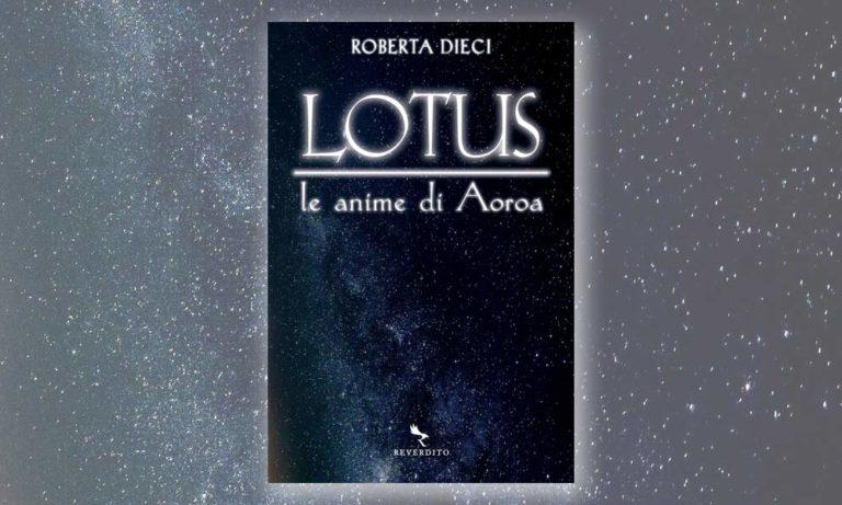 """La scrittrice Roberta Dieci in libreria con """"Lotus. Le anime di Aoroa"""""""