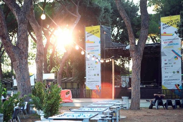 PARCO SCHUSTER. Dal 21 Giugno al 15 agosto il festival #plasticfree all'ombra della Basilica di San Paolo Fuori Le Mura