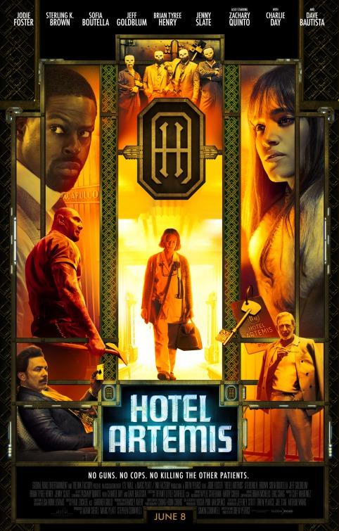 """""""Hotel Artemis"""": una lunga (e letale) notte di imprevisti"""