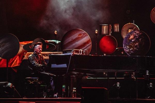 """DARDUST  """"Lost in Space"""" PIANO SOLO 2019"""